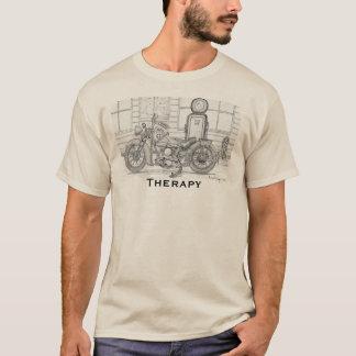 Motorrad: Reiten ist Therapie T-Shirt