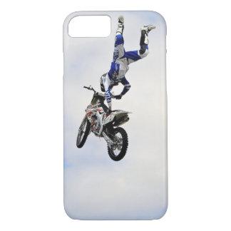 Motorrad-Sprungs-Bremsungs-Handy-Fall iPhone 8/7 Hülle