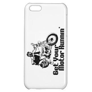 MotorRunnin Motorrad iPhone 5C Schale