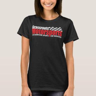 Motorsports-T - Shirt der Frauen die Grassroots