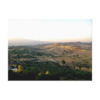 Motta Italien Landschaftsphotographie Leinwand Drucke