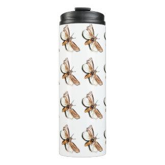 Motten-Thermalflasche Thermosbecher