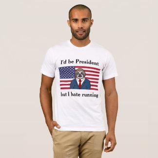 Motto-T - Shirt der Männer
