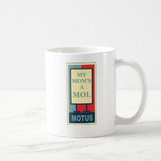 MOTUS: MEINE MAMMA IST EIN MOL KAFFEETASSE