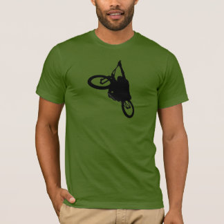 Mountain Bike Motiv T-Shirt