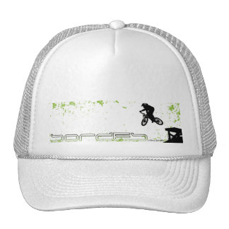 Mountainbike Baseball Cap - SORDES Bike Jump green