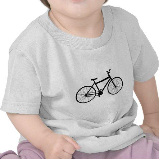 Mountainbike-Entwurf Hemden