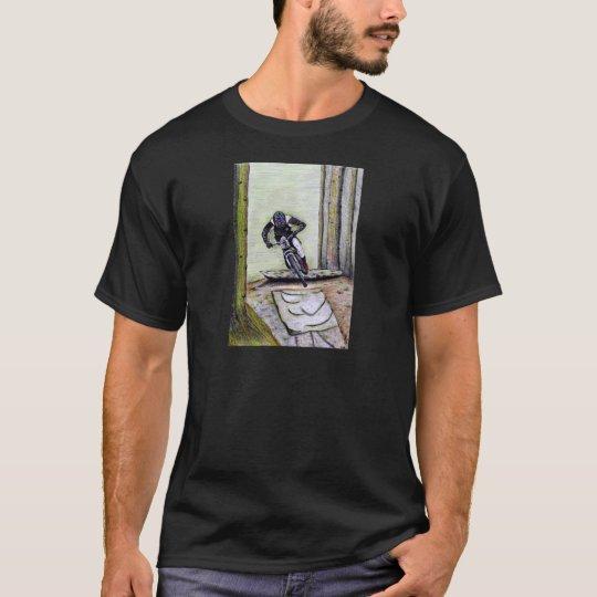 Mountainbike Llandegla mtb bmx T-Shirt