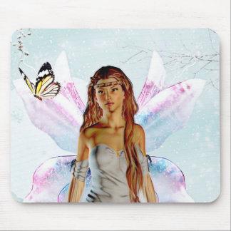 mousepad féerique de reine d'hiver tapis de souris