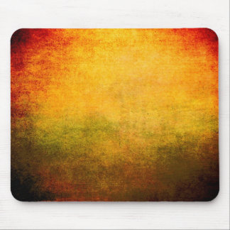 Mousepad Grunge-Vintage coole orange Beschaffenhei