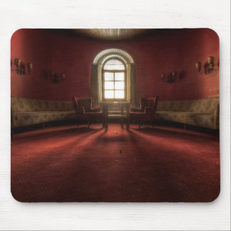 Mousepad - Lost Place - Red Saloon