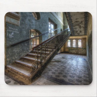 Mousepad Lost Place Treppe