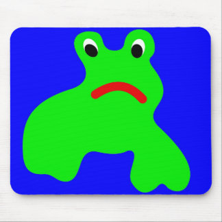 Mousepad mit Frosch