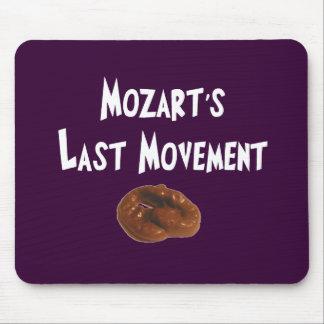 Mozarts letzte Bewegungs-unglaublich witzig Gesche Mousepad