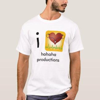 MPj04332180000 [1], i, hahaha, Produktionen T-Shirt