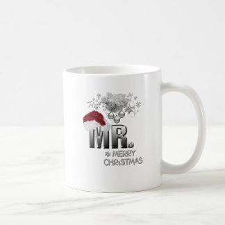 MR.First Weihnachten Kaffeetasse