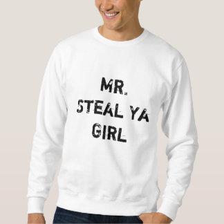 Mr.SYG Crew-Hals Sweatshirt