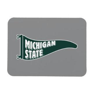 MSU Spartans | Michigan Staats-Universität 4 Magnet