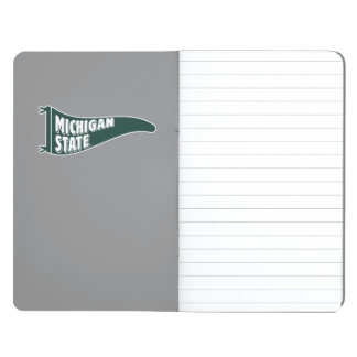 MSU Spartans | Michigan Staats-Universität 4 Taschennotizbuch