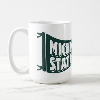 MSU Spartans | Michigan Staats-Universität Kaffeetasse