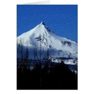 Mt. Jefferson Karte