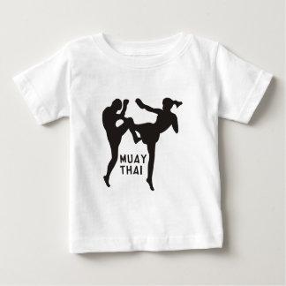 Muay thailändisches baby t-shirt