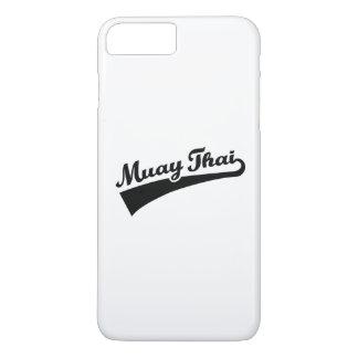 Muay thailändisches iPhone 8 plus/7 plus hülle