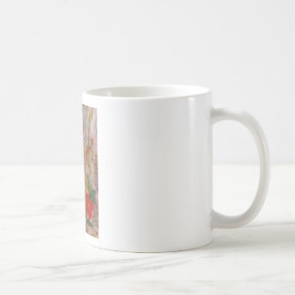 Mug 'aquarelle tween flowers'