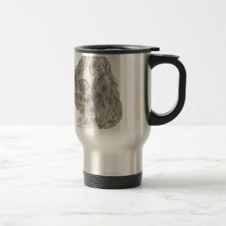 Mug De Voyage Cocker