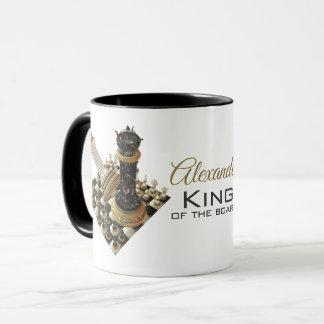 Mug Échiquier de champion d'échecs