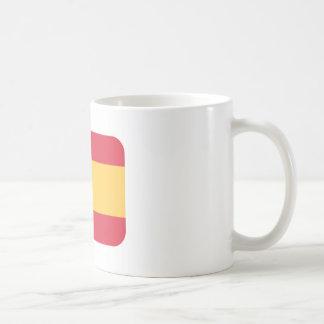 Mug Flag spain Twitter emoji