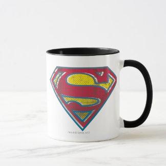 Mug Logo imprimé par | de S-Bouclier de Superman