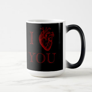 Mug Magic I coeur que vous attaquez