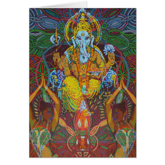 muladhara - 2011 as greeting card grußkarte