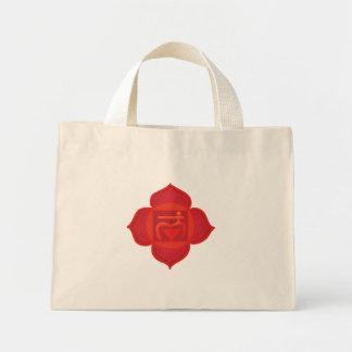 Muladhara chakra kleine Tasche