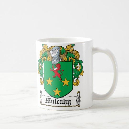 Mulcahy Familienwappen Tasse