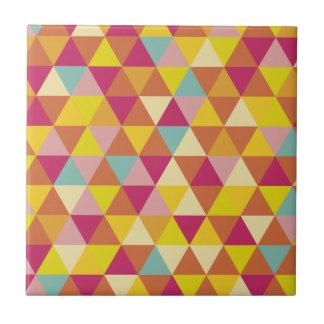 Multi Dreiecke Farbe des Polygons in der Fliese