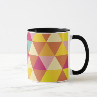 Multi Dreiecke Farbe des Polygons in der Tasse