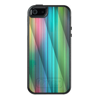 Multi Farbe abstraktes (1) OtterBox iPhone 5/5s/SE Hülle