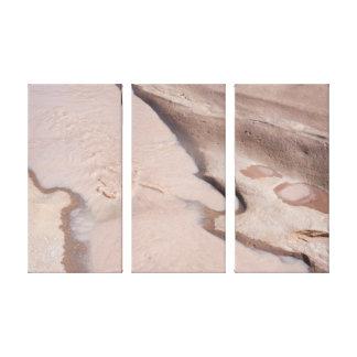 Multi-Platte Schlucht-Leinwand-Verpackungs-Druck Leinwanddruck