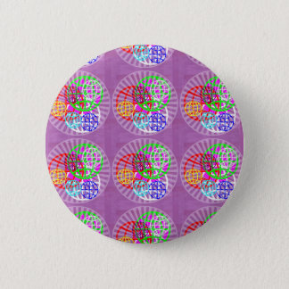 MULTIverse Universum-Entdeckung NVN183 NavinJOSHI Runder Button 5,1 Cm