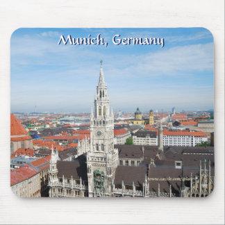 München, Deutschland Mousepad