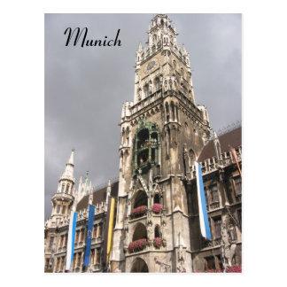 München-Kathedrale Postkarten