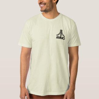 Munitions-Logo - 2. Änderungs-Support - Team - T-Shirt