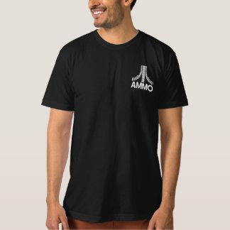 Munitions-Logo - 2. Änderungs-Unterstützung - T-Shirt