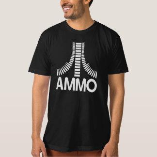 Munitions-Shirt - Kugel-Druck T-Shirt