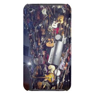 Mur extraordinaire d'instrument qui JOUE ! Coques iPod Touch