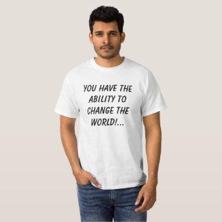 Mürrische Bestimmtheit T-Shirt
