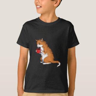 Mürrische Katze T-Shirt