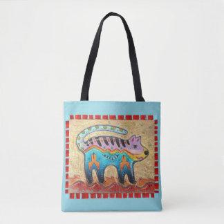 Mürrische Katze Tasche